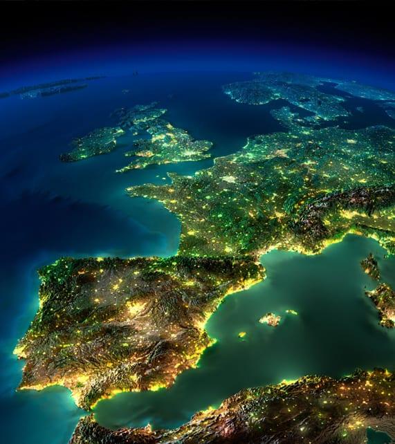 logística y transporte España y Europa
