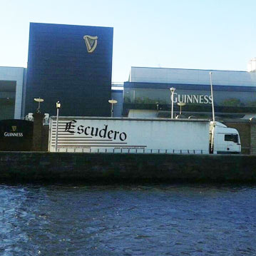 Transportes Internacional por carretera: Irlanda