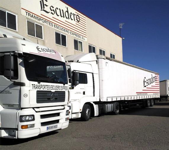 Empresa de transporte Escudero
