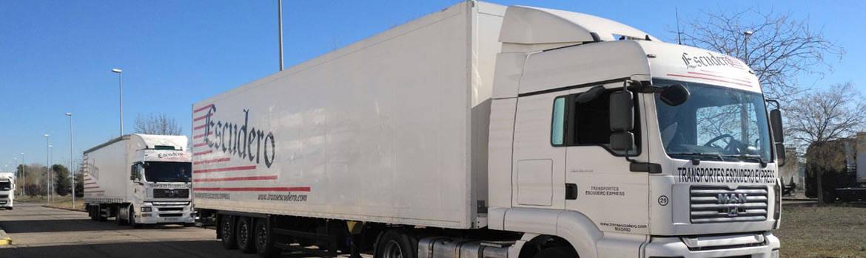 Transporte y logística Escudero